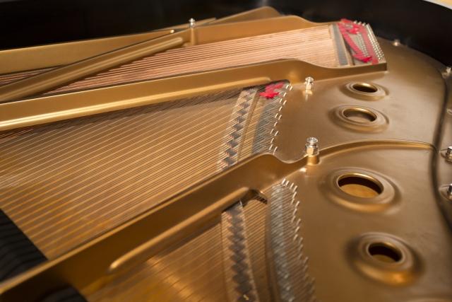 ピアノ線の修理方法