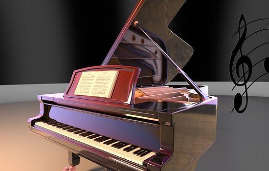 ピアノでフェルトが使用されている個所は大きく2つ